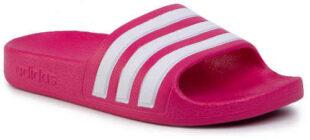 Rózsaszín lányok Adidas adilette Aquak EF1749
